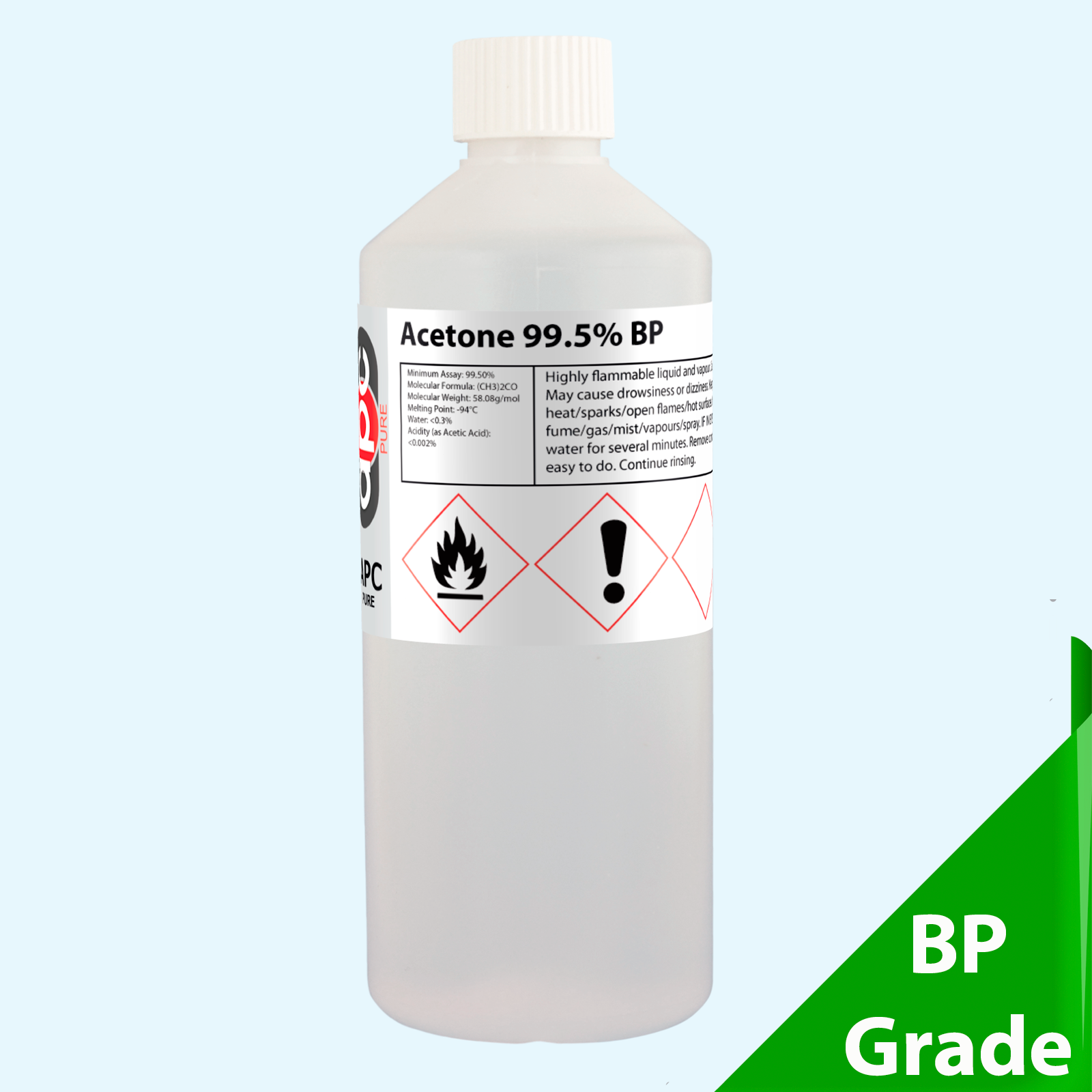 500ml acetone 99 5 nail varnish remover fast shipment for Hydrogen peroxide on tattoo