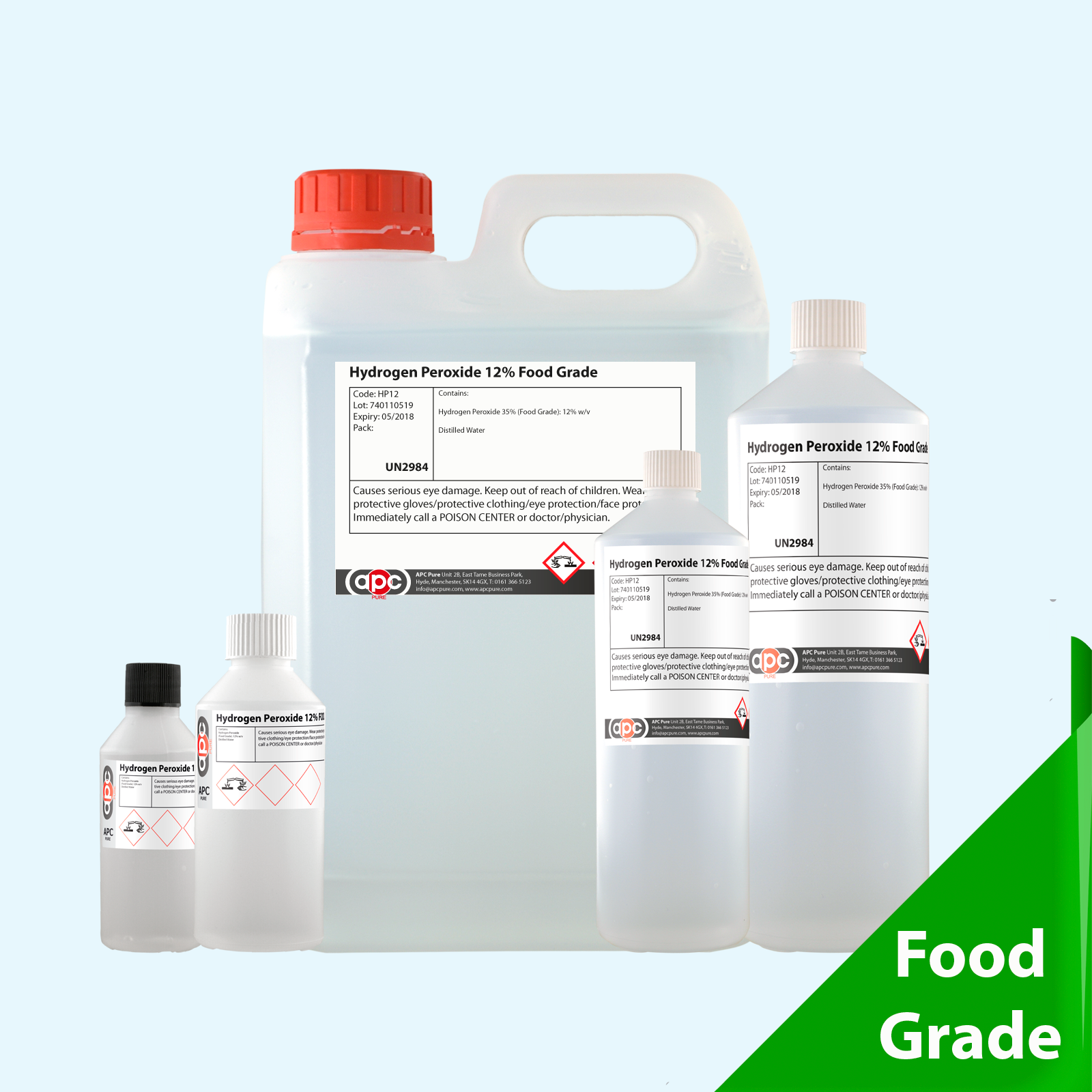 Hydrogen peroxide food grade choose 3 6 9 12 and for Hydrogen peroxide on tattoo